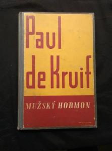 náhled knihy - Mužský hormon