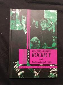 náhled knihy - Rockecy aneb Kniha rockových citátů (160 s.)