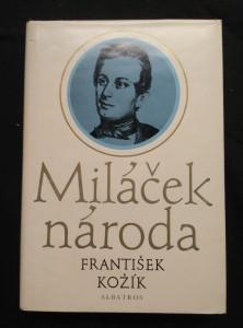 náhled knihy - Miláček národa (J. K. Tyl)