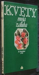 náhled knihy - Kvety moja záľuba