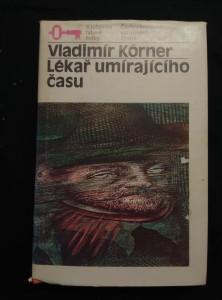 náhled knihy - Lékař umírajícího času - Jesenius (Ocpl, 464 s.)