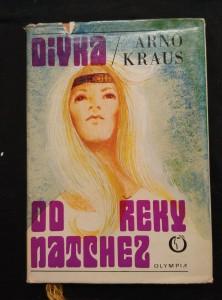 náhled knihy - Dívka od řeky Natchez (Ocpl., il. J. Javorský)