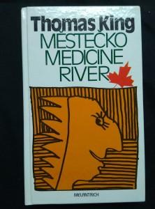 náhled knihy - Městečko Medicine River