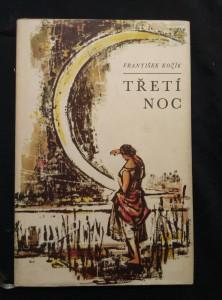 náhled knihy - Třetí noc (Petr a Vilém Vok - il.V. Boukal)