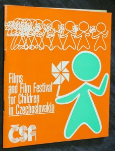 náhled knihy - Films and film festival for children in Czechoslovakia