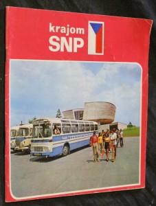 náhled knihy - Krajom SNP