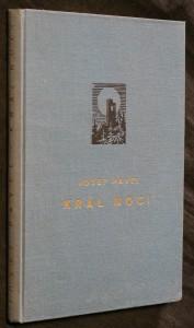 náhled knihy - Král noci : románek šumavského výra