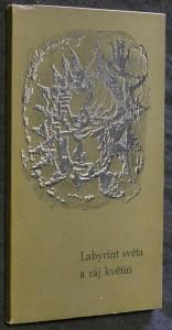 náhled knihy - Labyrint světa a ráj květin