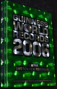 náhled knihy - Guiness World Records 2006: Kniha světových rekordů