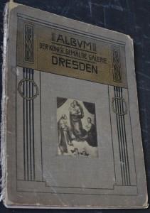 náhled knihy - ALBUM der Königlichen Gemälde-Galerie Dresden