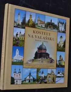 náhled knihy - Kostely na Valašsku