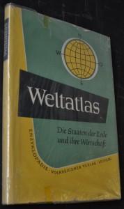 náhled knihy - Weltatlas : die Staaten der Erde und ihre Wirtschaf