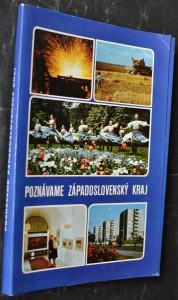náhled knihy - Poznáváme západoslovenský kraj
