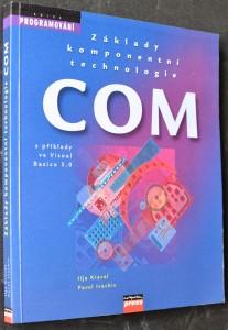náhled knihy - Základy komponentní technologie COM : s příklady ve Visual Basicu 5.0