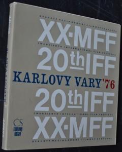 náhled knihy - XX. Mezinárodní filmový festival v Karlových Varech