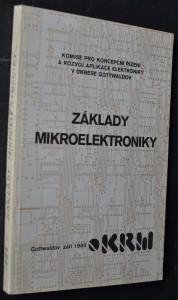 náhled knihy - Základy mikroelektroniky