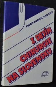 náhled knihy - Z dejín chirurgie na Slovensku
