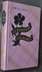 náhled knihy - Au bonheur des dames