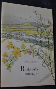 náhled knihy - Beskydské smaragdy
