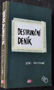 náhled knihy - Destrukční deník : tvořit znamená ničit