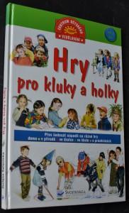 náhled knihy - Hry pro kluky a holky