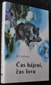 náhled knihy - Čas hájení, čas lovu
