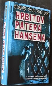 náhled knihy - Hřbitov pátera Hansena