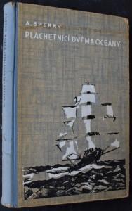 náhled knihy - Plachetnicí dvěma oceány : plavčíkova dobrodružství