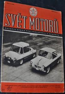 náhled knihy - Svět motorů 1956, č. 12