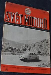 náhled knihy - Svět motorů 1956, č. 13