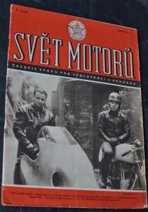 náhled knihy - Svět motorů 1956, č. 14