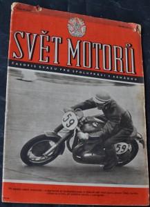 náhled knihy - Svět motorů 1956, č. 19