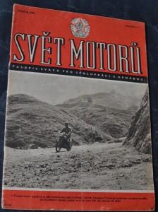 náhled knihy - Svět motorů 1956, č. 26