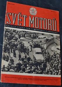 náhled knihy - Svět motorů 1956, č. 24