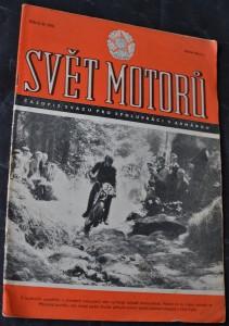 náhled knihy - Svět motorů 1954, č. 20