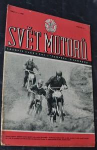 náhled knihy - Svět motorů 1961, č. 11