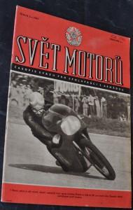 náhled knihy - Svět motorů 1961, č. 2