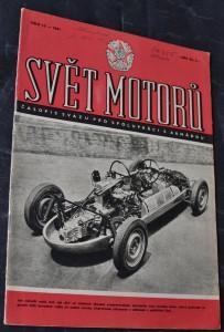 náhled knihy - Svět motorů 1961, č. 13