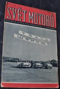 náhled knihy - Svět motorů 1962, č. 20