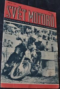 náhled knihy - Svět motorů 1962, č. 18