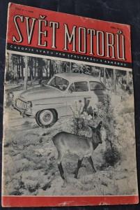 náhled knihy - Svět motorů 1962, č. 3