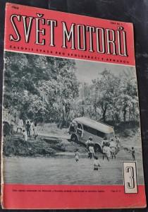 náhled knihy - Svět motorů 1963, č. 3