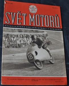 náhled knihy - Svět motorů 1957, č. 2