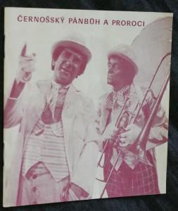 náhled knihy - Černošský pánbůh a proroci 1978-1979