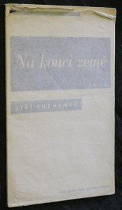 náhled knihy - Na konci země : básně