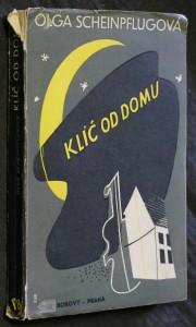 náhled knihy - Klíč od domu : román
