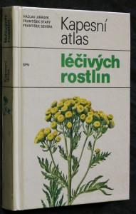 náhled knihy - Kapesní atlas léčivých rostlin