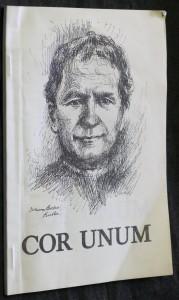 náhled knihy - Cor unum