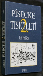 náhled knihy - Písecké 2. tisíciletí