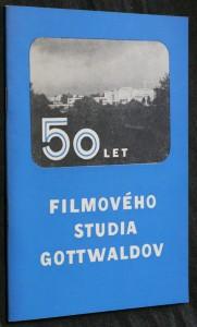 náhled knihy - 50 let filmového studia Gottwaldov